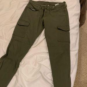Levi Green Jeans